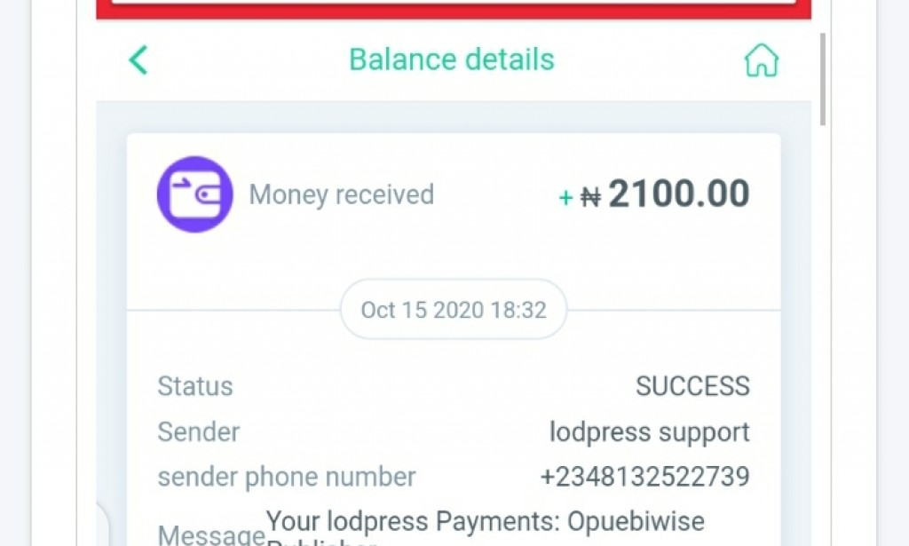I got  paid Twice from lodpress writing articles for free payments proof