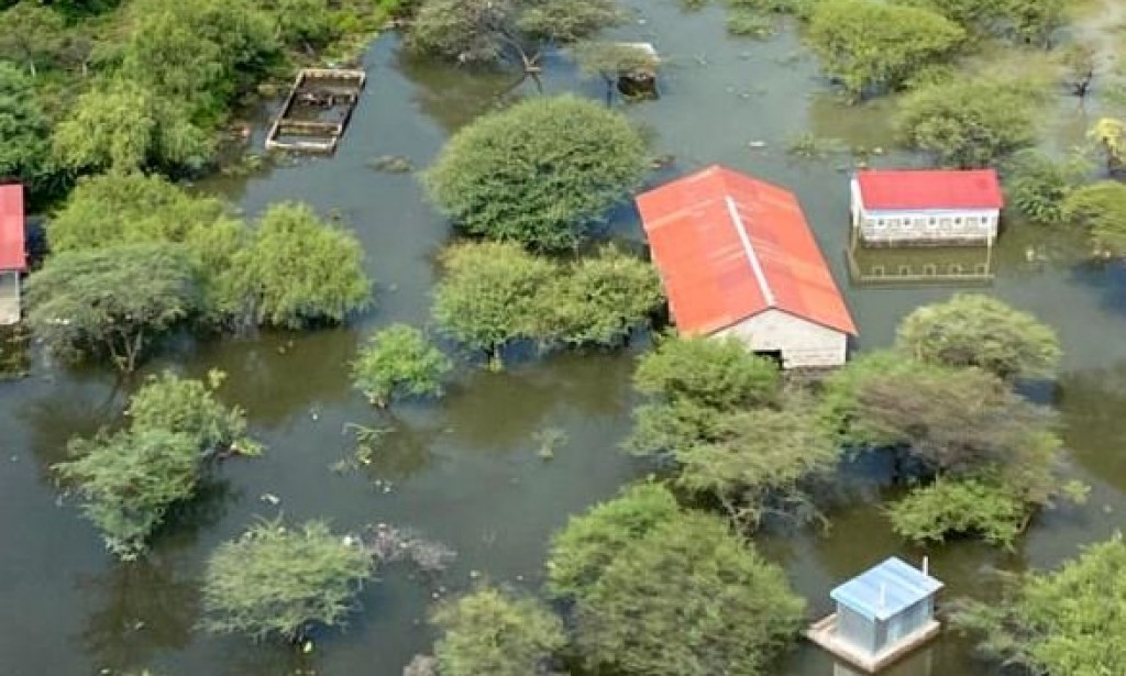 The Impact of Kenya's Rift Valley Lakes Flooding is Alarming, Scientist Warn