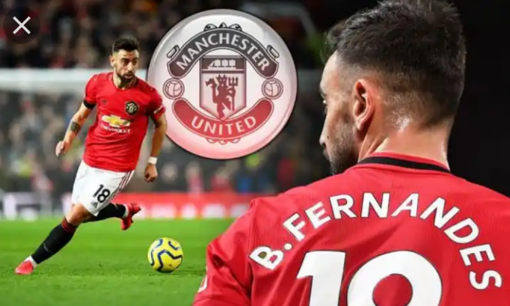 Bruno Fernandes!!! There's ice in His veins