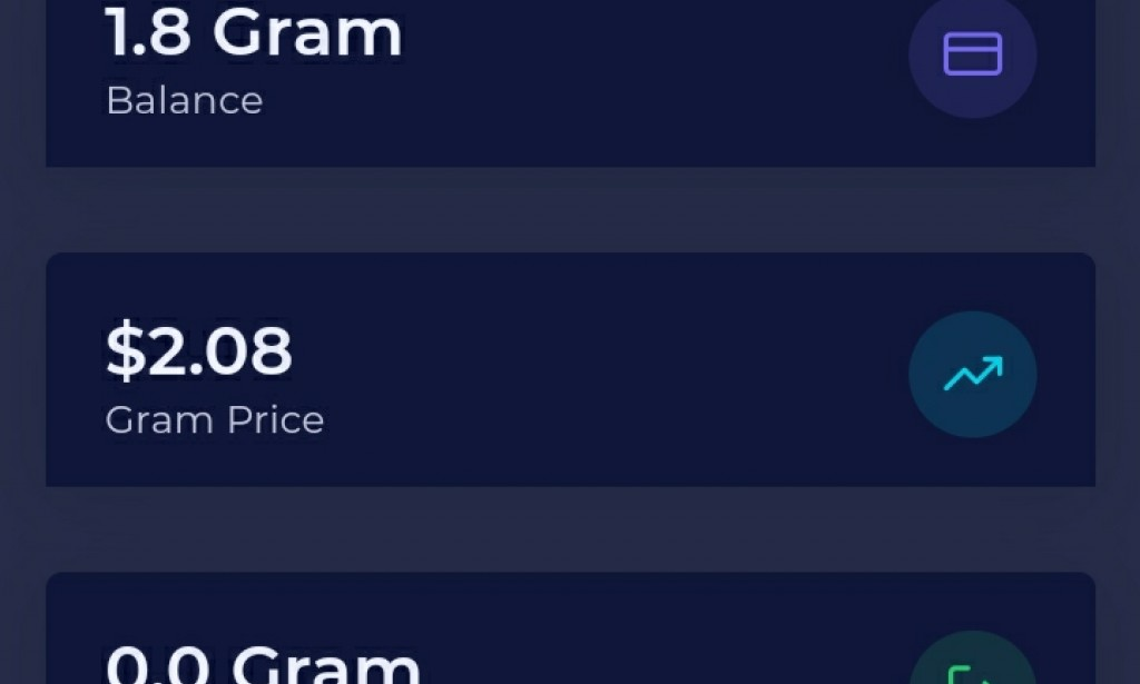 A new trick to help gain 500 grams ($1000) on GramFree in a month