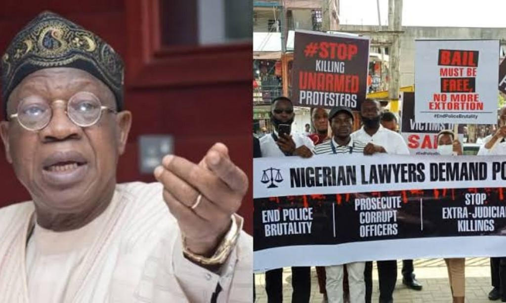 #EndSARS: Federal Government Finally Reveals What Will Happen To Nigeria After EndSARS Protest