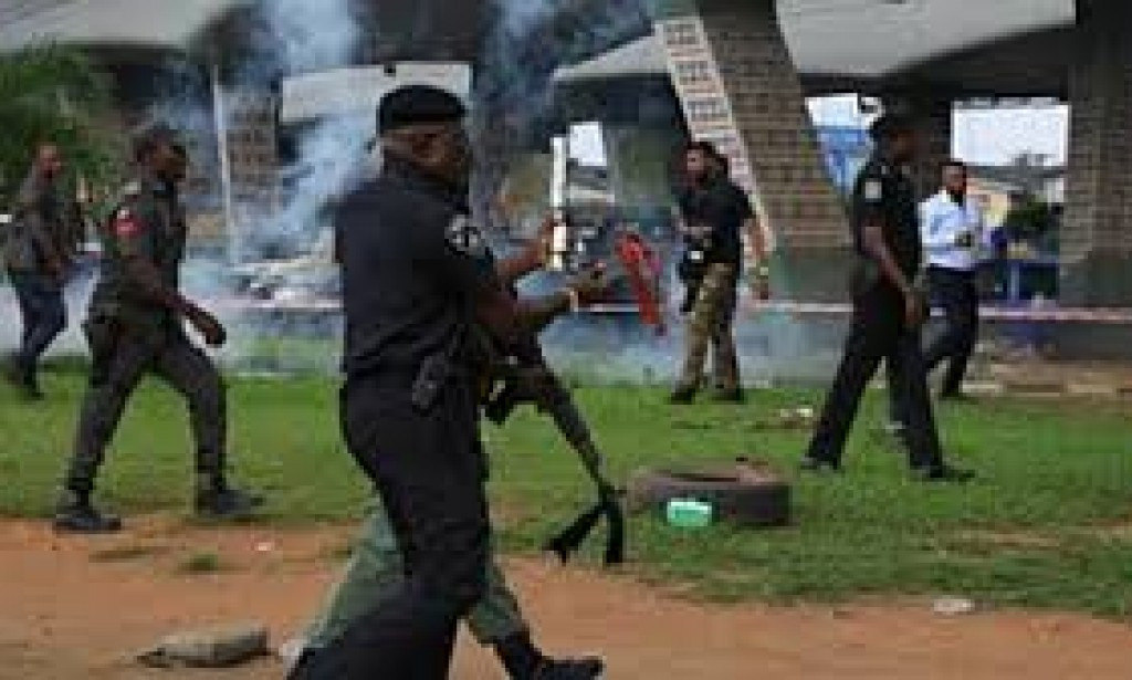 "#EndSARs: You Think Is a Joke, "" This is REVOLUTION and Curfew is not the Solution"""