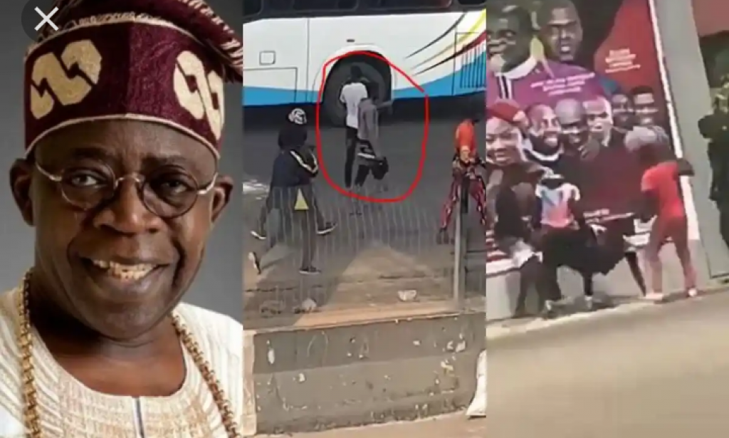 #Endsars: tinubu's son beaten and kidnapped in London!!!