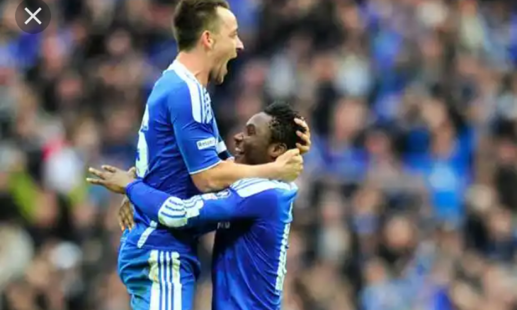 """john Obi Mikel is on Fire!"", Says former chelsea captain and legend"