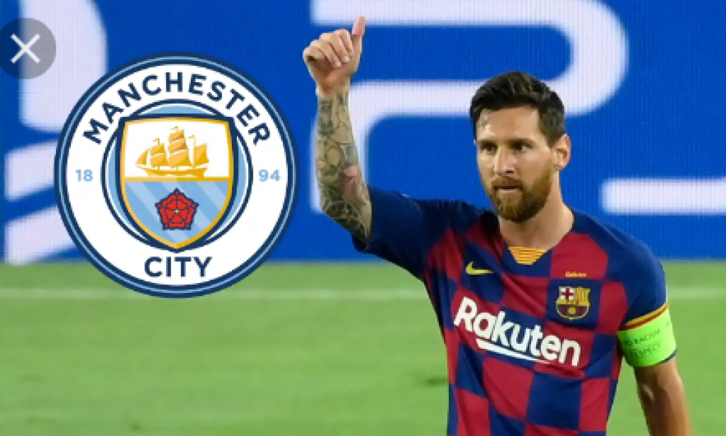 Confirmed : Messi to Man city a done deal
