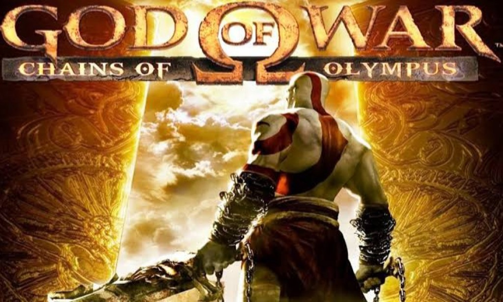 god Of War: Chains Of Olympus PSP ISO File ppssp Games DOWNLOAD