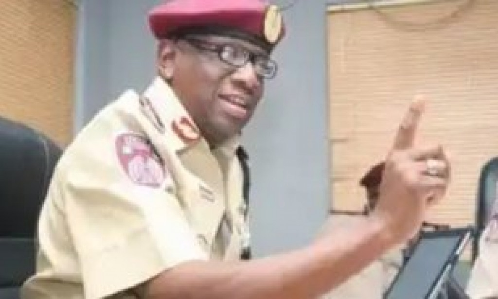 Roads to extortions in Nigeria