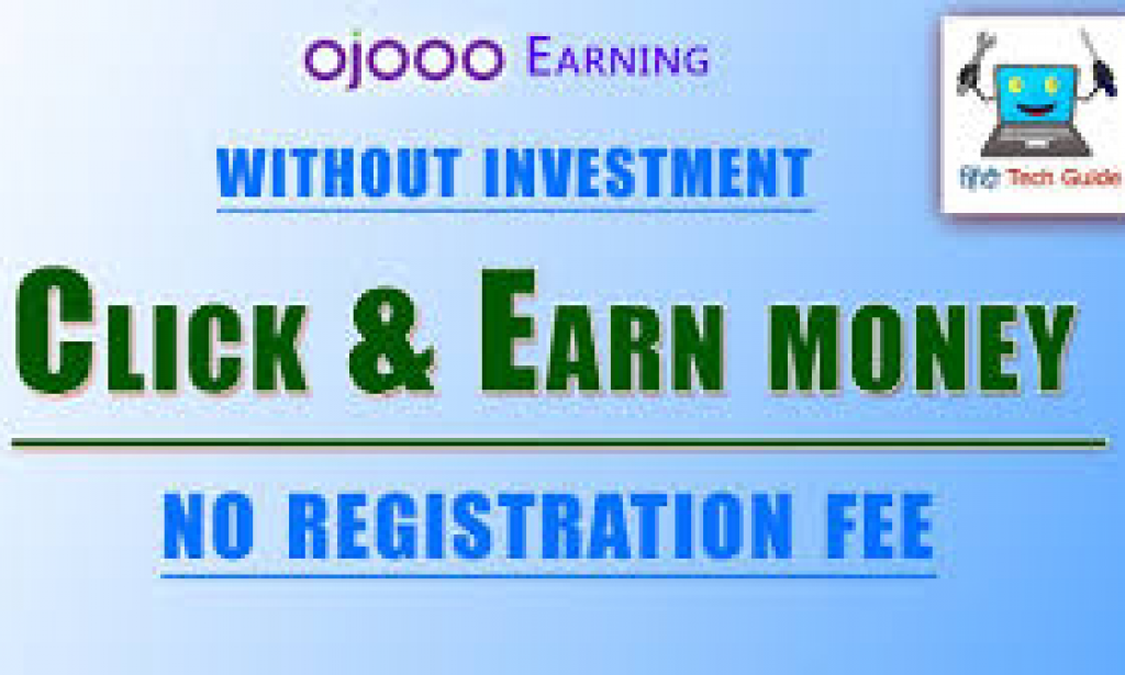 How to earn money by start clicking website.