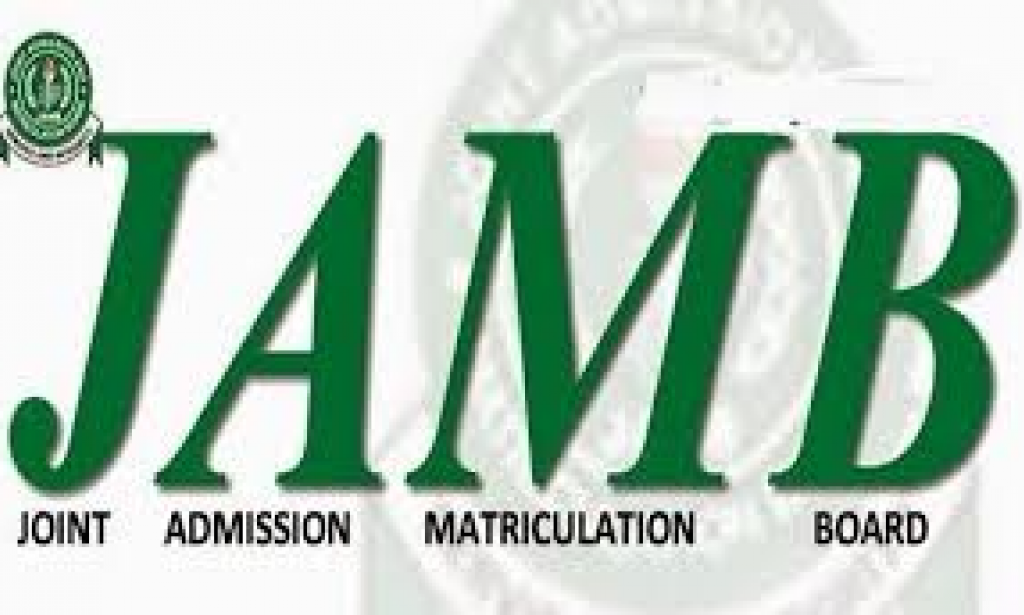 How to create jamb profile by SMS