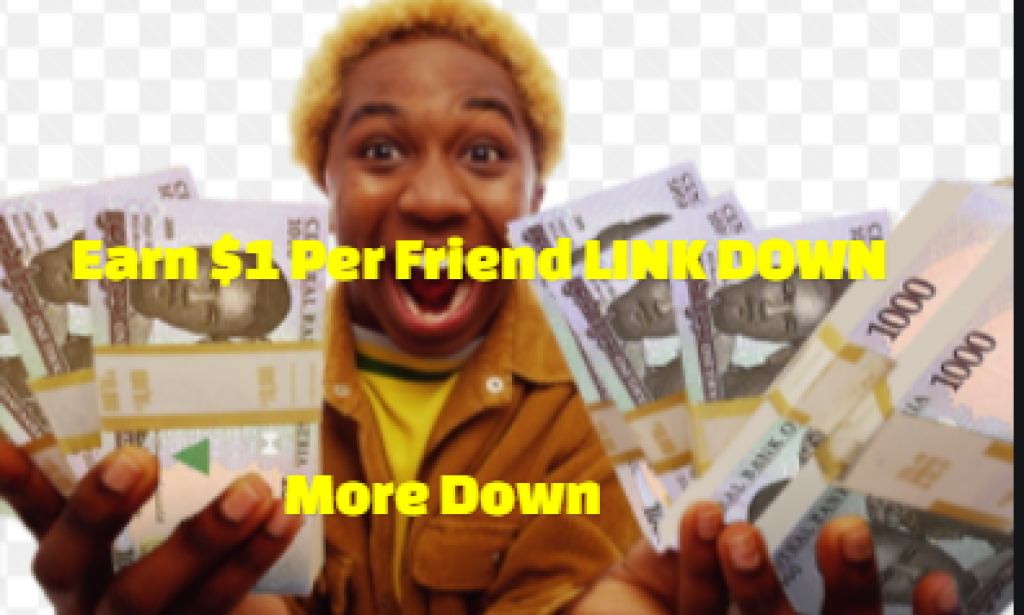 Make Money From Home Up To 100K A week Free Click Down