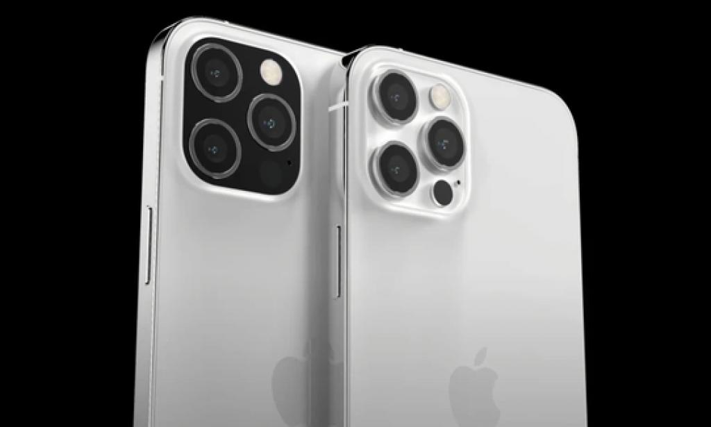 Portrait iPhone 13 Pro Max through rumors