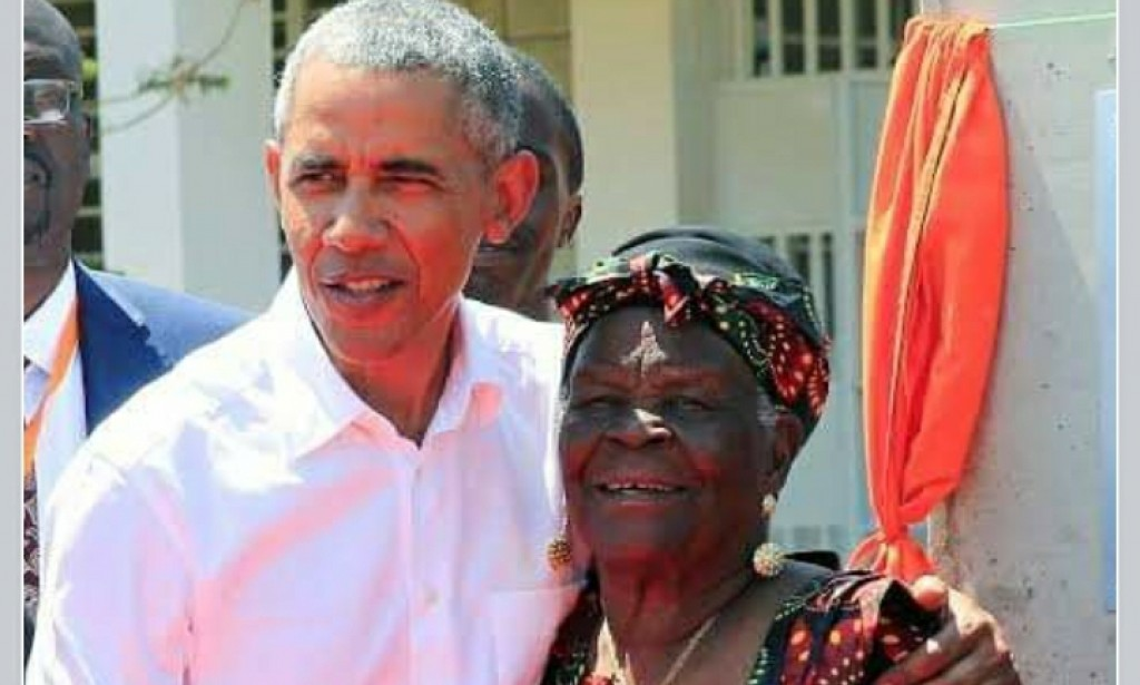 Sad : Ex president grand mother is dead