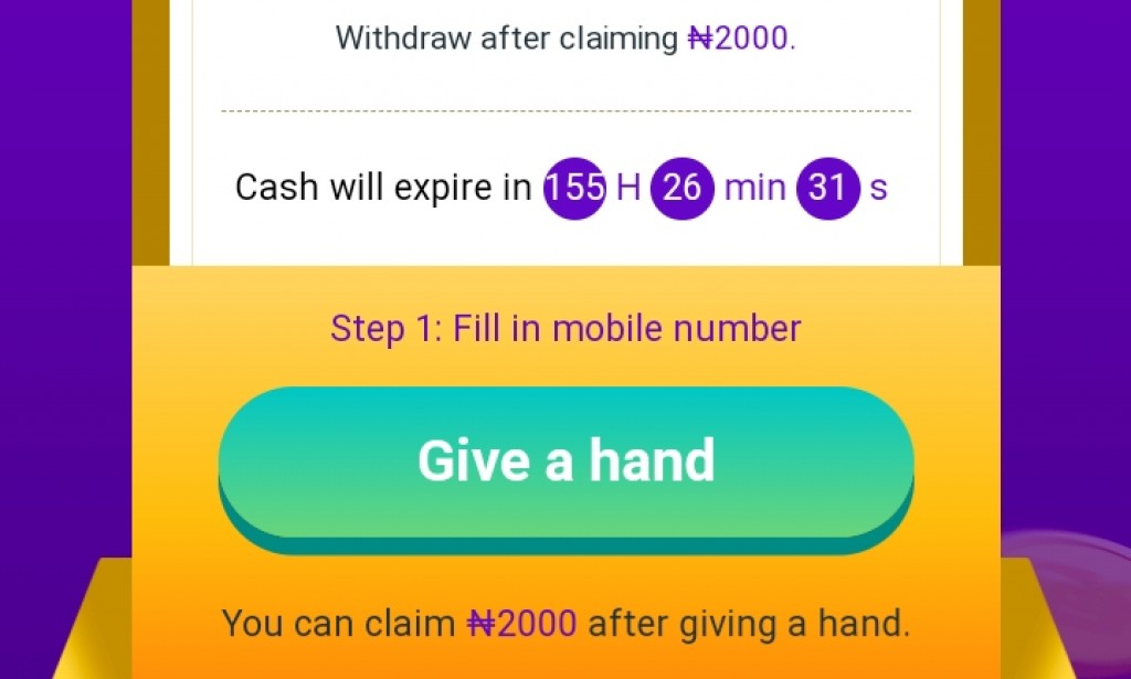 Tricks on How To earn 2000 naira daily from Palmpay cash rewards