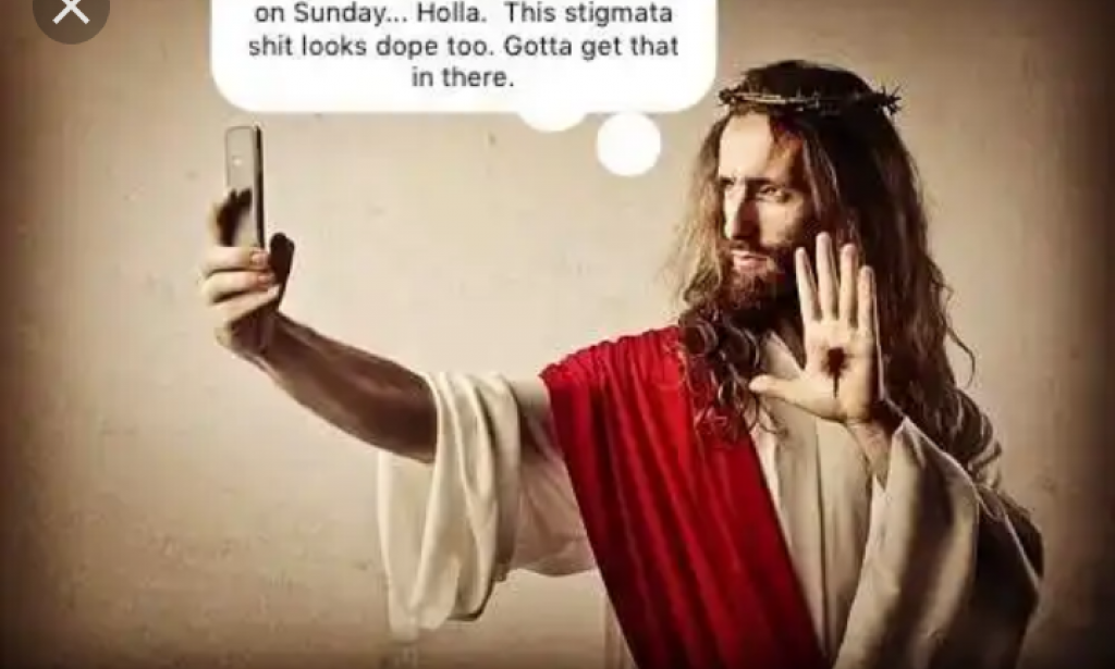 Funny pictures of Jesus Christ that will put smile on your face during this Easter celebration.