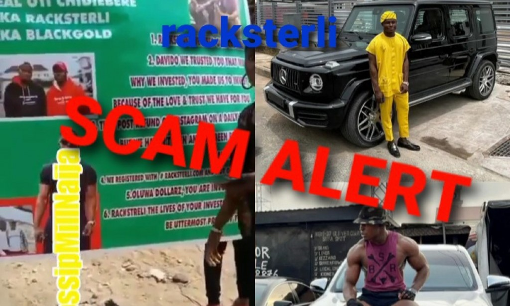 Breaking News ladies cries out over Racksterli Scams