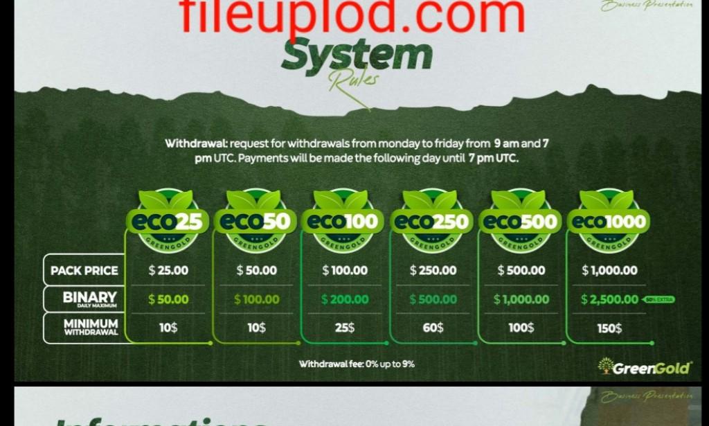 Greengoldorg.com : ¿Cómo funciona la inversión en Greengoldorg legítima o estafa, registro e inicio de sesión?
