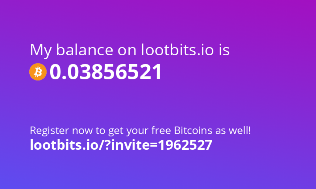 How To Get Free N5000 From lootbits.io Now Join