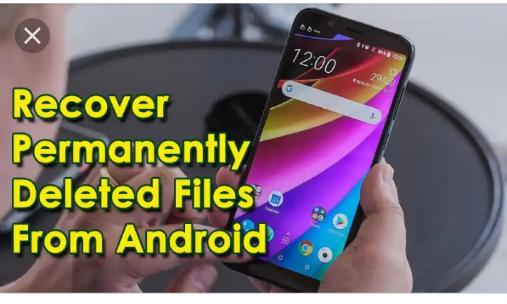Apps that helps to Recover your deleted files