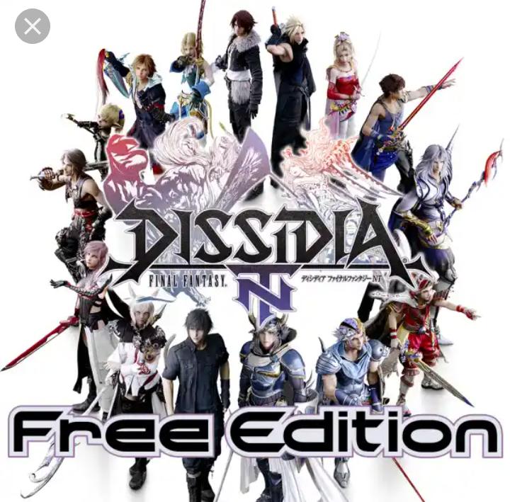 Dissidia image