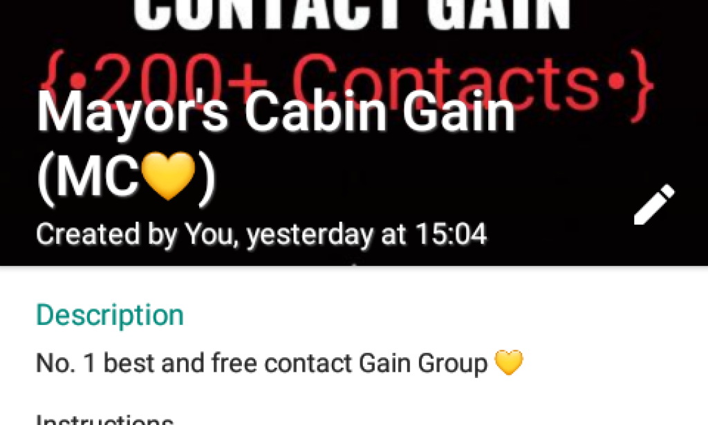 Quick And Stress Free WhatsApp Contact Gain