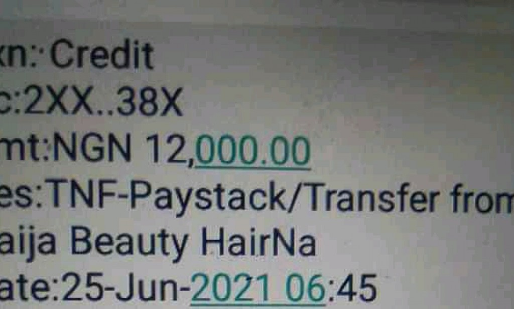 Make money online by referring people Naijabeautyhair.com
